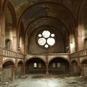 Lost Place Kirche
