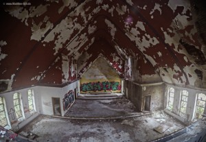 Geocaching Urbex Lost Place Kirche