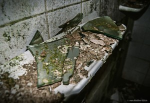Geocaching Urbex Lost Place Kaserne